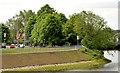 J3371 : River Lagan, Stranmillis, Belfast (May 2014) by Albert Bridge