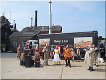 TQ4210 : Battle of Lewes Enactment by Paul Gillett