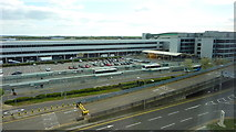 TQ2741 : Gatwick Airport North Terminal by Richard Cooke