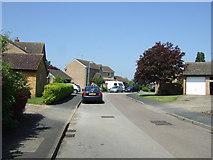 TL4097 : Gresley Way, Peas Hill by JThomas