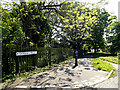 TM4489 : Sheridan Walk, Worlingham by Adrian Cable