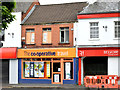 J2664 : The Co-op Travel, Lisburn (May 2014) by Albert Bridge