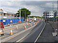 SK5538 : Lenton Lane south of the canal by Alan Murray-Rust