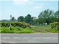 SU2990 : Road junction near Gains Bridge by Robin Webster