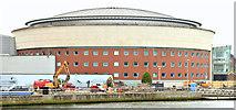 J3474 : The Waterfront Hall, Belfast - May 2014(6) by Albert Bridge