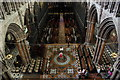 SJ4066 : Cathedral at Height, Chester by Jeff Buck