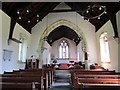 SE7847 : St. Botolph, Allerthorpe - interior looking east by Jonathan Thacker