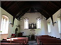SE7847 : St. Botolph, Allerthorpe - interior looking west by Jonathan Thacker