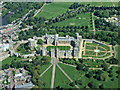 SU9776 : Windsor Castle from the air by Thomas Nugent