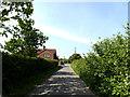 TM4388 : Cucumber Lane, Weston by Geographer