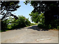 TM4388 : Byway to Ellough Road by Geographer