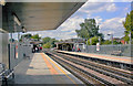 TQ1087 : Ruislip Manor station by Ben Brooksbank