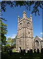 SX3067 : Church of St Ivo, St Ive by Derek Harper