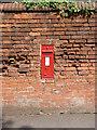 SK5025 : Soar Lane Sutton Bonington postbox ref LE12 56 by Alan Murray-Rust