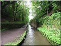 SJ9590 : The former Rose Hill Tunnel, Peak Forest Canal by Christine Johnstone