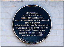 SZ1592 : The Blue Plaques of Christchurch: No. 2 by Mike Searle