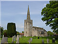 SK5526 : St Mary's Church, East Leake by Alan Murray-Rust