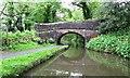 SK0084 : Bankend Bridge [No 29], Peak Forest Canal by Christine Johnstone