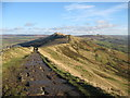 SK1283 : Ridge path of the Peak-Derbyshire by Martin Richard Phelan