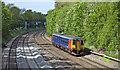 SK5025 : Railway at Sutton Bonington by Stuart Wilding