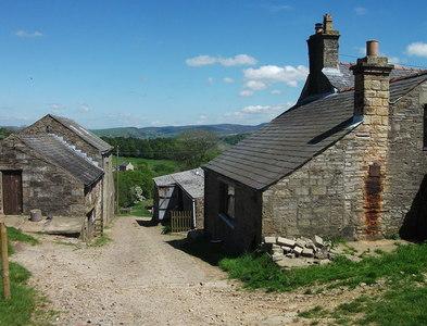 SJ9982 : Diglee Farm by michael ely