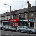 ST3287 : Ladbrokes, Corporation Road, Newport by Jaggery