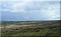 NZ8605 : Pylon line near Hillside Farm by John Firth