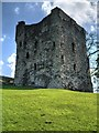 SK1482 : The Norman Keep, Peveril castle by David Dixon