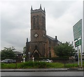 SJ8748 : Christ Church - Cobridge by Anthony Parkes