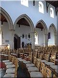 SP7006 : Inside St Mary Thame (V) by Basher Eyre
