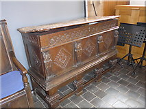 SP7006 : Inside St Mary Thame (VIII) by Basher Eyre