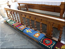 SP7006 : Inside St Mary Thame (XVI) by Basher Eyre