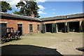 SJ3248 : The Stables at Erddig by Jeff Buck