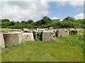 TM5294 : Anti-Tank blocks at Oulton by Adrian S Pye