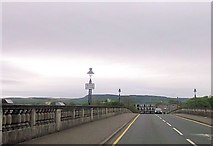 NS3975 : River Leven bridge by John Firth