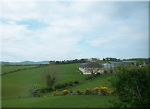 J2533 : Farms on the Castlewellan Road (A25) west of The Square by Eric Jones