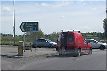 H6256 : A4 roundabout by Robert Ashby