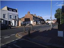 TQ2672 : Garratt Lane at the corner of Keble Street by David Howard