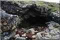 C0942 : Cave at Doagh by Anne Burgess