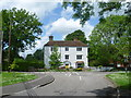 TQ8842 : Weatherboarded house at Smarden by Marathon