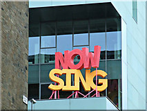 NS5865 : Now Sing by Thomas Nugent