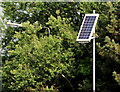 J5073 : Solar panel, Newtownards (May 2014) by Albert Bridge