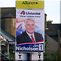 J5081 : 'Ulster Unionist' election poster, Bangor by Rossographer
