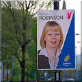 J5081 : 'Green Party' election poster, Bangor by Rossographer