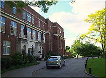 TQ2882 : Regent's Park Campus, Regent's University, NW1 by David Hallam-Jones
