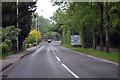 TR0145 : A2042 junction with A251, near Ashford by J.Hannan-Briggs