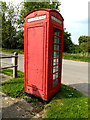 TM1378 : Telephone Box on The Common by Adrian Cable
