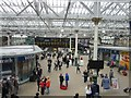 NT2573 : Main concourse, Edinburgh Waverley Station by Graham Robson