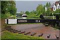SU6067 : Aldermaston Lock by Stephen McKay