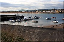 NT4999 : Elie Harbour by Graham Hogg